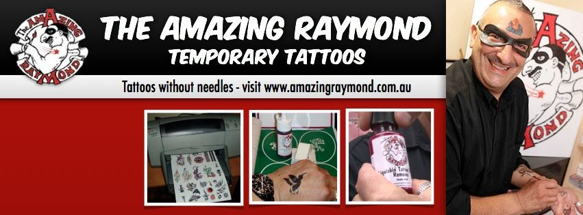 Amazing Raymond Tattoos