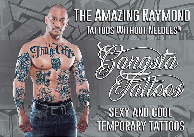 Gangsta Tattoos